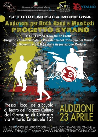 Audizioni Rock Band