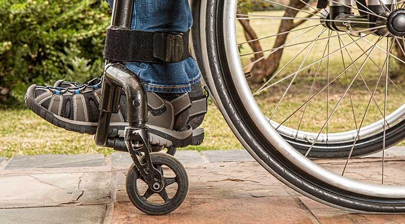 Incentivi per le strutture che ospitano portatori di handicap