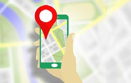 controlli evasione con google maps