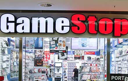 Lavorare da GameStop