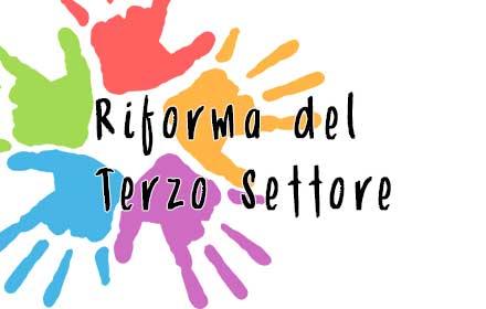 riforma del terzo settore
