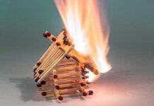 incendio colposo