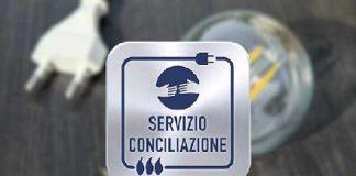 servizio di conciliazione clienti energia
