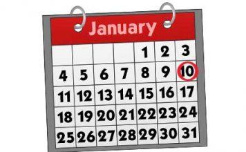 scadenze fiscali gennaio 2018