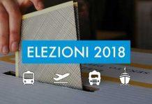 elezioni 2018 agevolazioni viaggio
