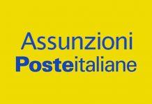 assunzioni poste italiane