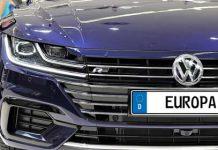 Immatricolazione paesi europei