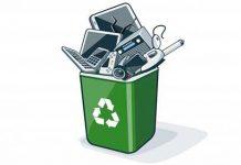 dove riciclare elettrodomestici
