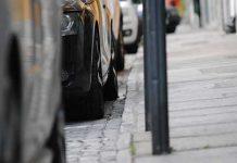 occupazione parcheggio
